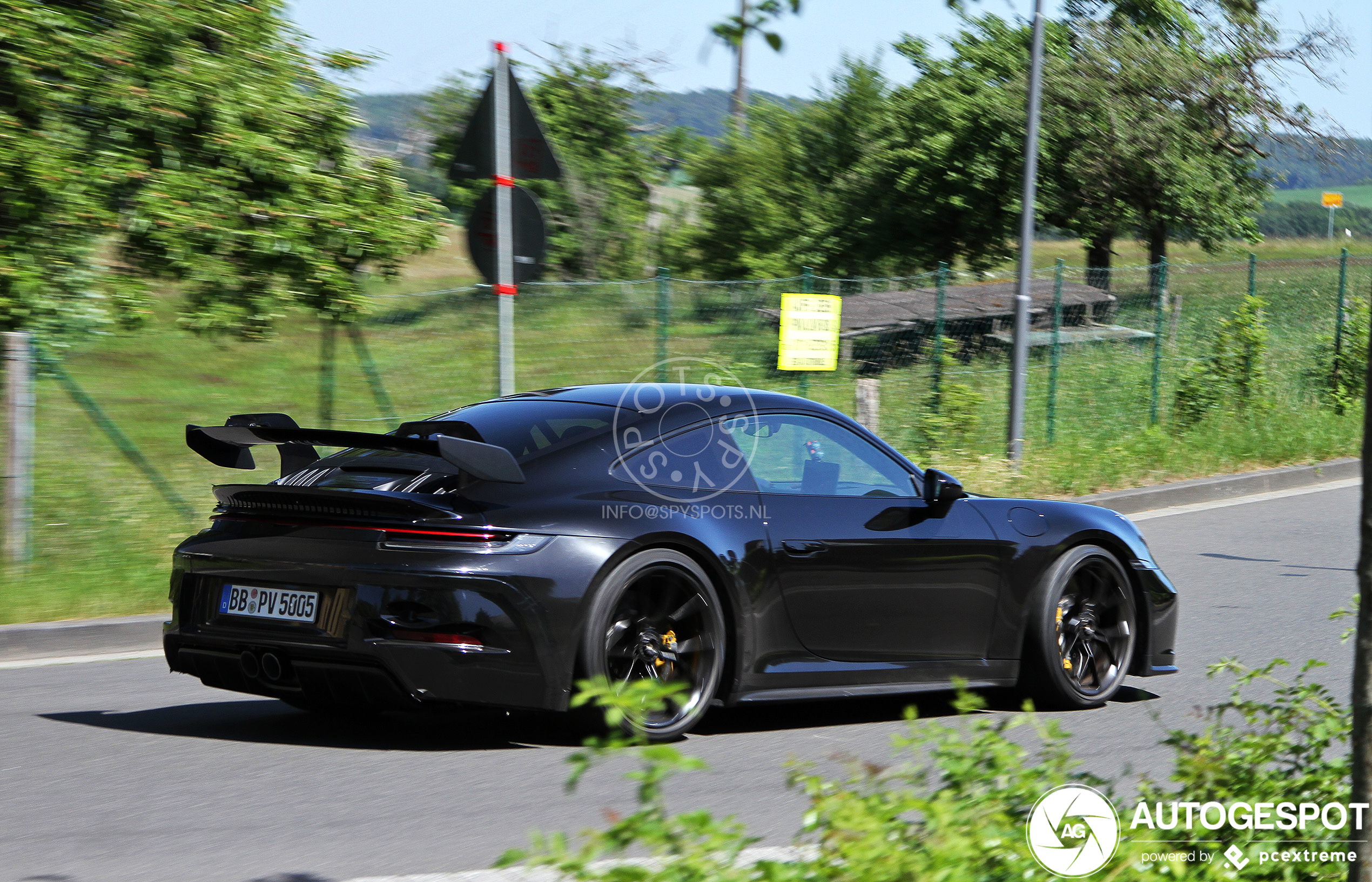 We hangen aan de lippen van Porsche voor de 992 GT3