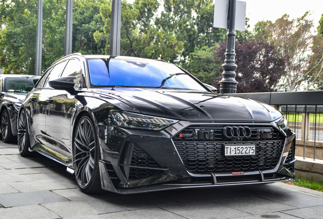 AudiABT RS6-R Avant C8