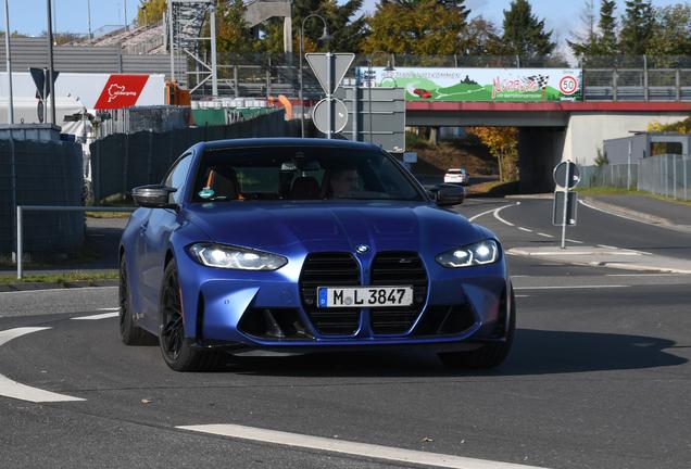 BMWM4 G82 Coupé Compétition