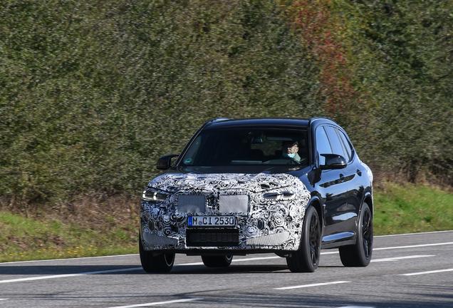BMW X3 M F97 2022