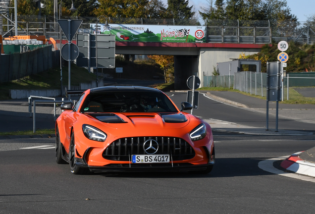Mercedes-AMG GT Black Series C190
