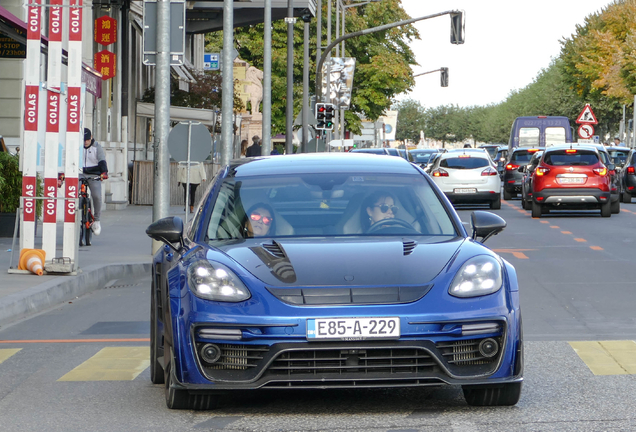 Porsche Mansory 971 Panamera