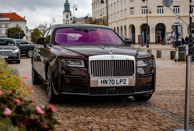 Rolls-RoyceGhost EWB 2021