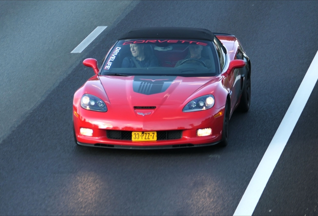 Chevrolet Corvette C6 Grand Sport Convertible