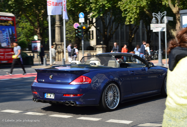Alpina B6S Cabriolet