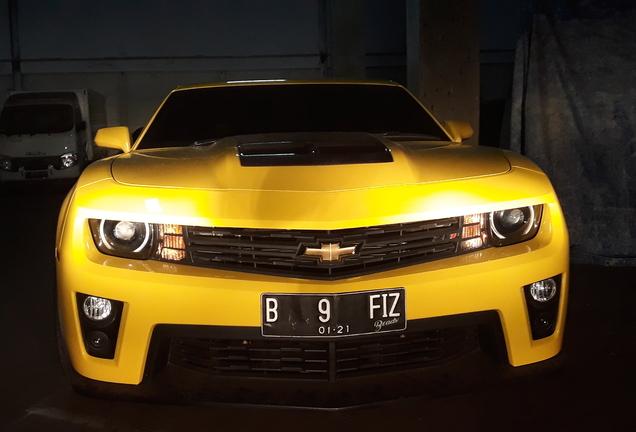 Chevrolet Camaro ZL1 2014