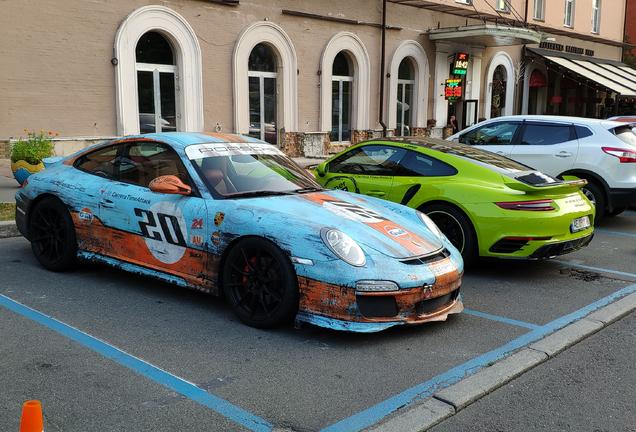 Porsche997 Carrera 4S MkI