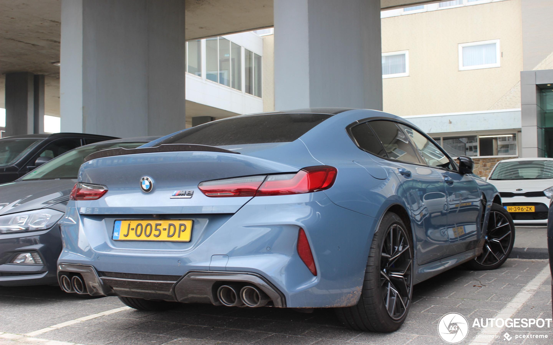 BMW M8 F93 Gran Coupé Competition