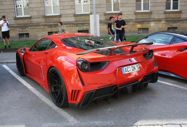 Ferrari Novitec Rosso 488 GTB N-Largo
