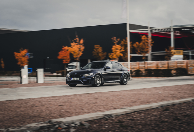 BMWM3 F80 Sedan 30 Jahre Edition