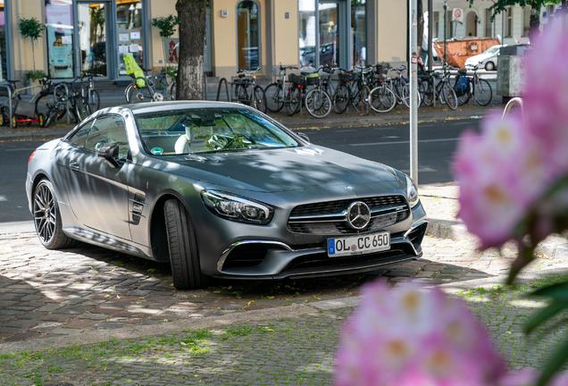 Mercedes-AMG SL 65 R231 2016