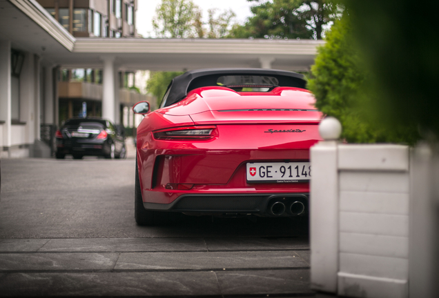Porsche991 Speedster