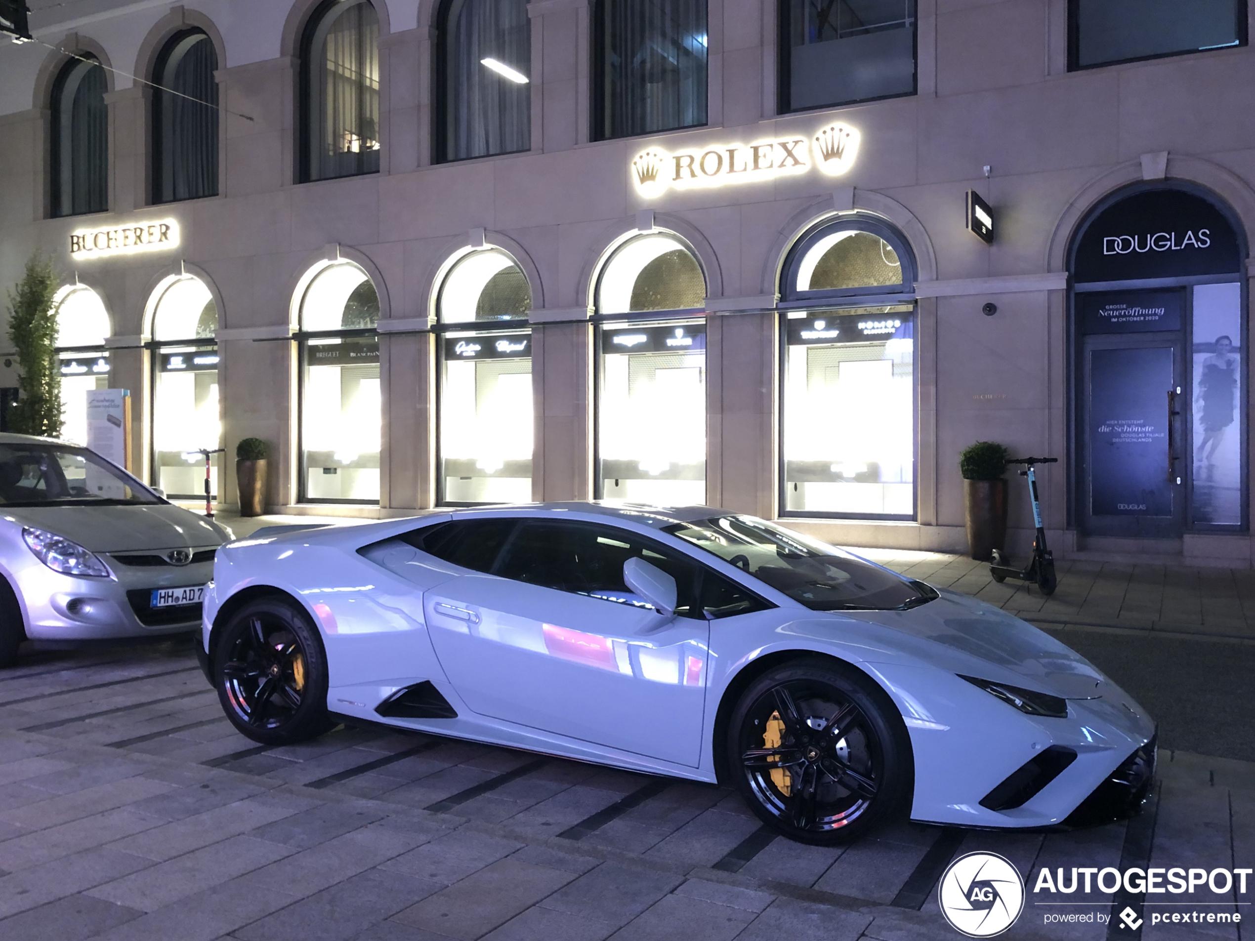 Lamborghini Huracan LP610-2 Evo RWD
