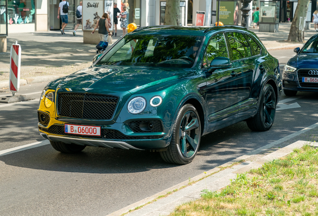 Bentley Bentayga Hybrid Berlin Edition