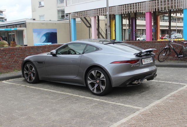 Jaguar F-TYPE P450 AWD Coupé 2020