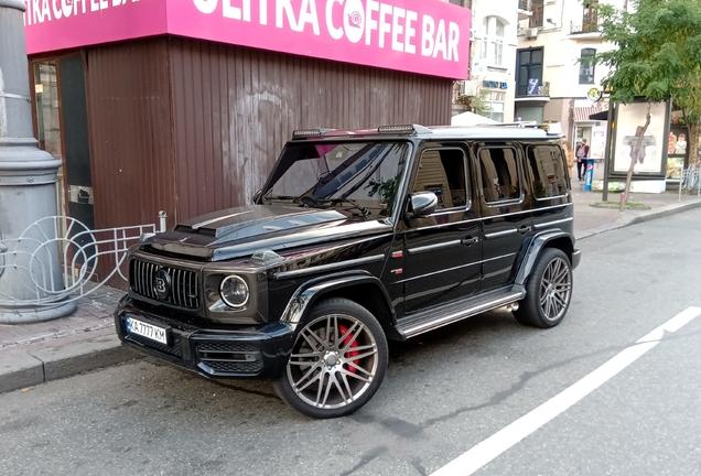 Mercedes-AMGBrabus G B40-700 W463