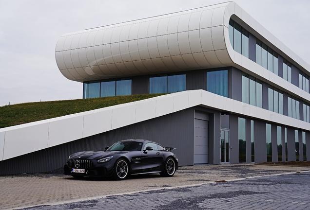 Mercedes-AMGGT R Pro C190