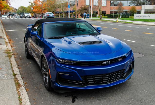 Chevrolet Camaro SS Convertible 2020