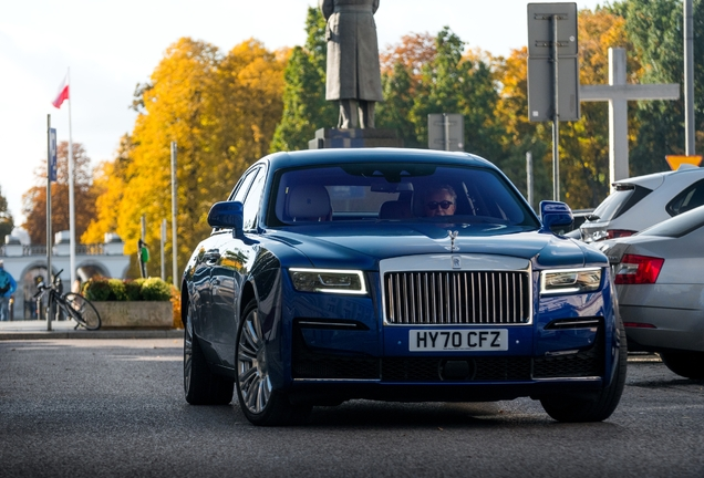 Rolls-Royce Ghost 2021