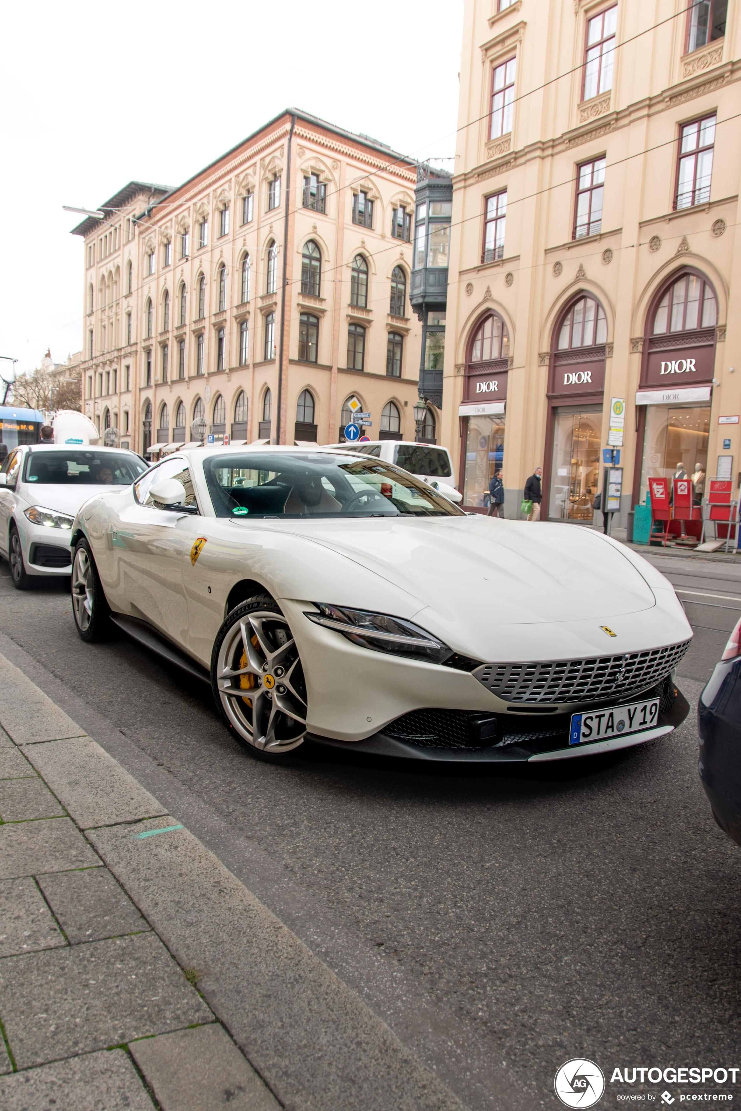 Ferrari Roma 30 October 2020 Autogespot