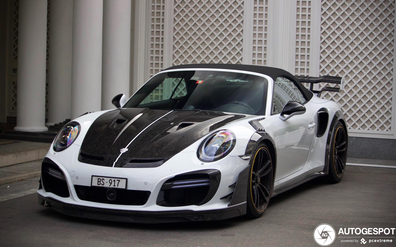 Porsche 991 Techart GT Street RS Cabriolet