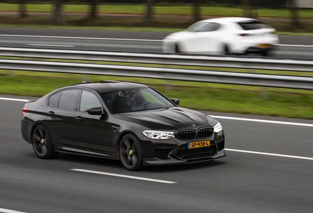 BMW AC Schnitzer ACS5 Sport F90
