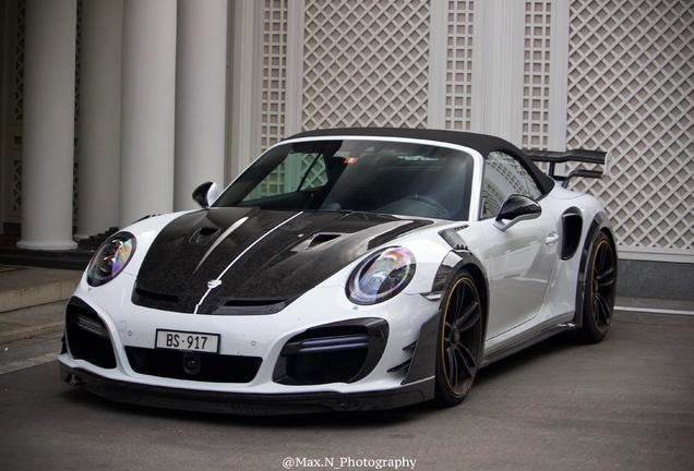 Porsche991 Techart GT Street RS Cabriolet