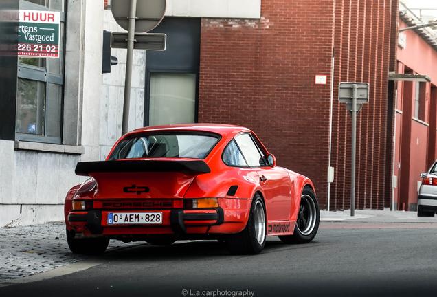 Porsche DP 930 Turbo Flatnose