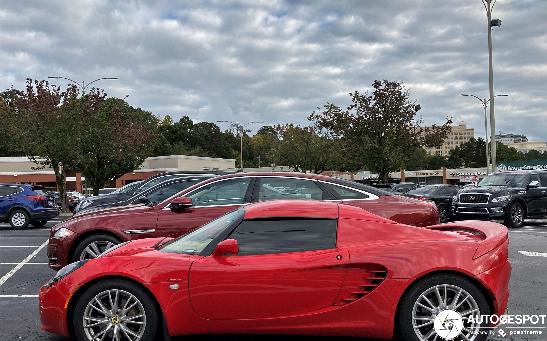 Lotus Elise S2 California Edition