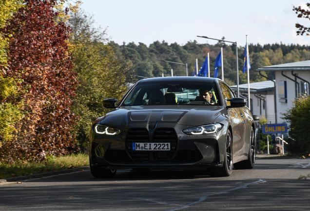 BMW M4 G82 Coupé Compétition