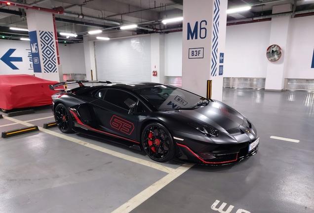 Lamborghini Aventador LP770-4 SVJ 63 Edition