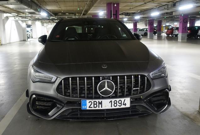 Mercedes-AMG CLA 45 S C118