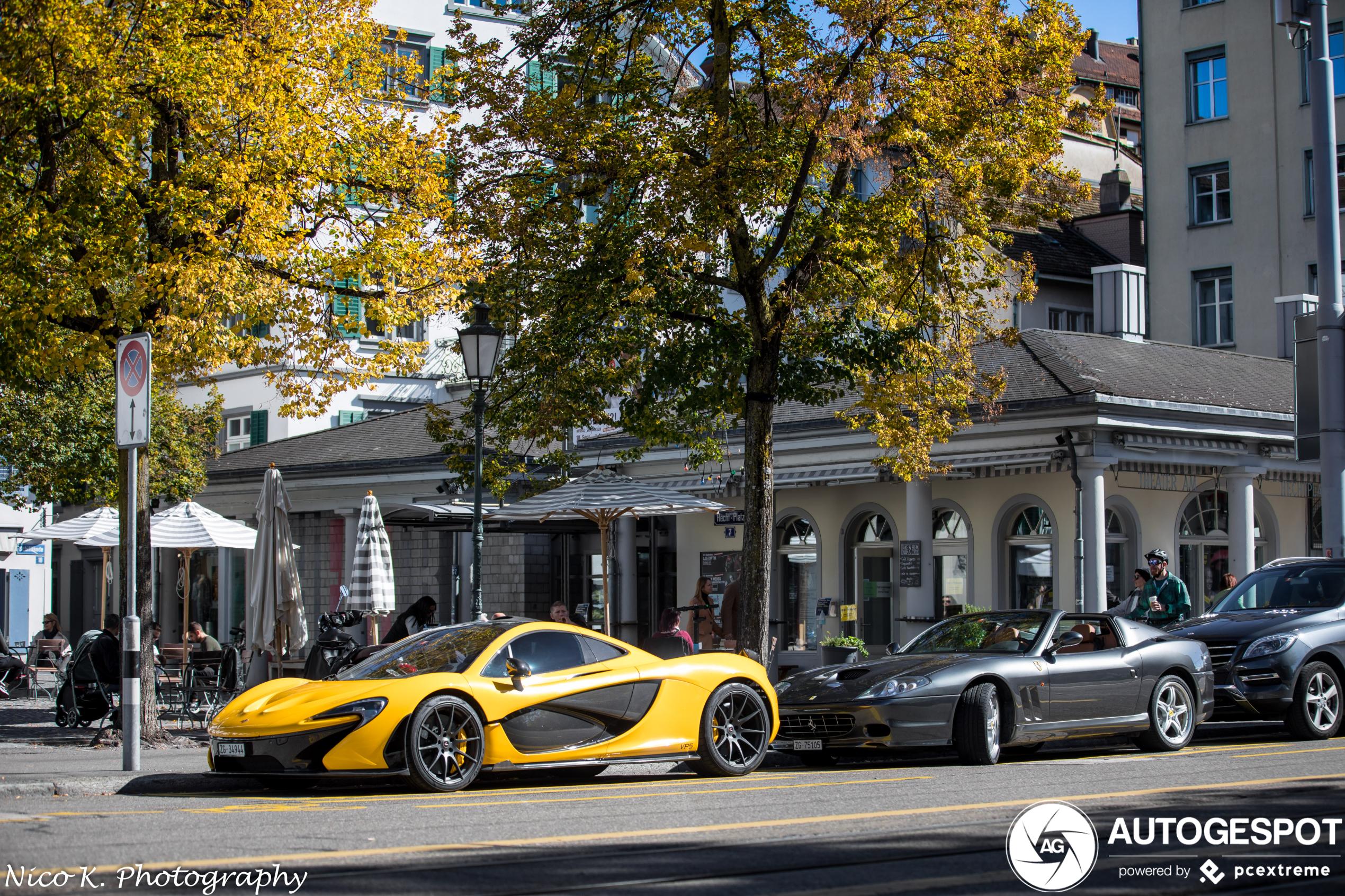 Ferrari Superamerica zorgt voor iconische combo