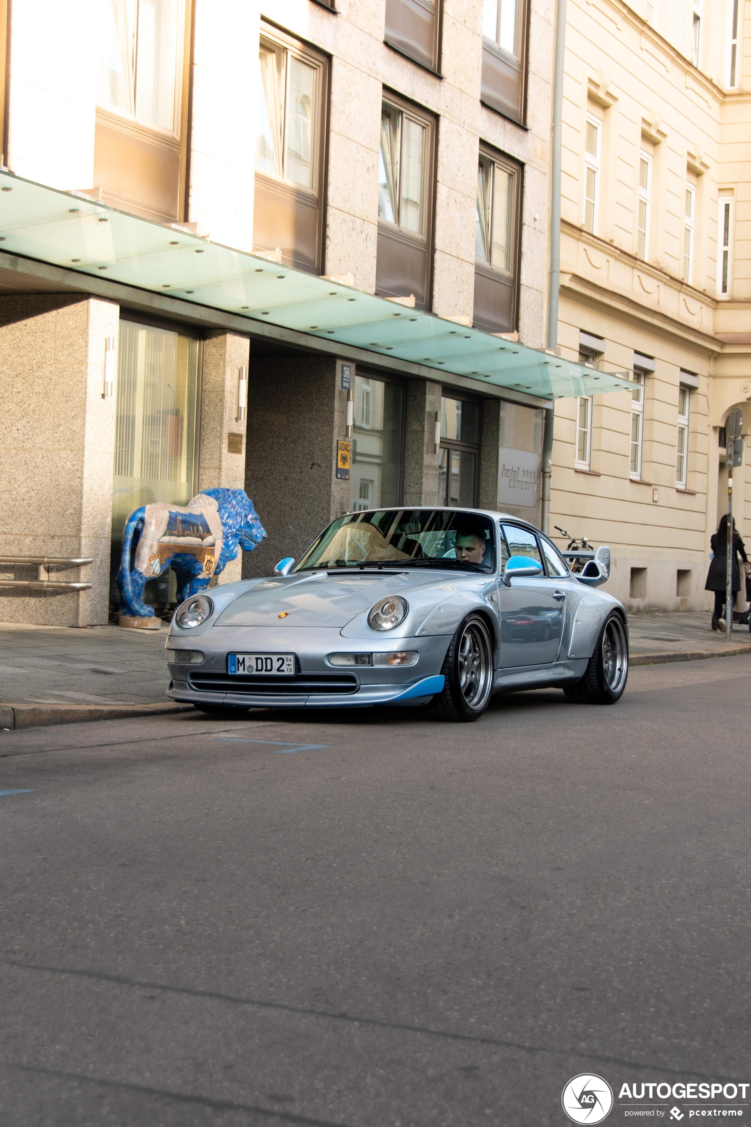Een Porsche 993 GT2 is nooit verkeerd
