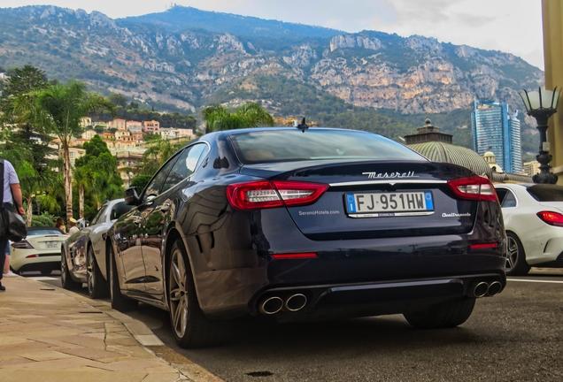 Maserati Quattroporte S GranLusso