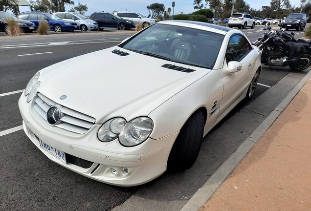 Mercedes-Benz Brabus SL K8