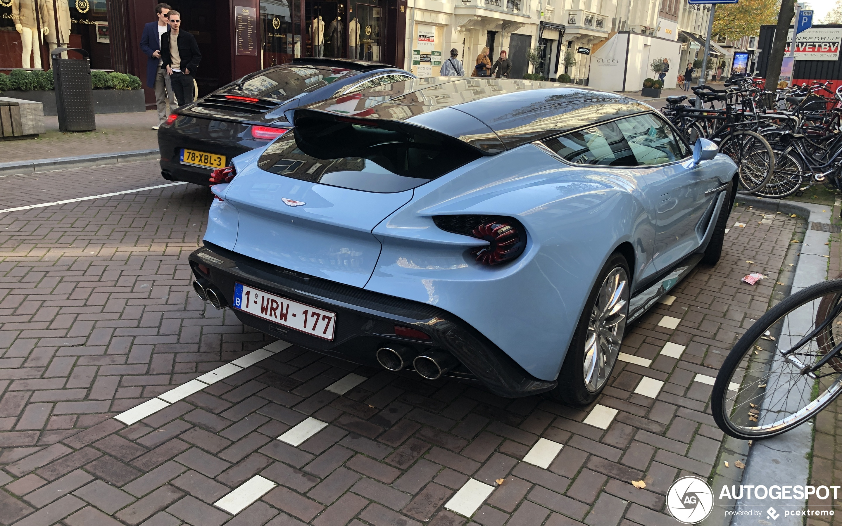 Aston Martin Vanquish Zagato Shooting Brake 7 November 2020 Autogespot