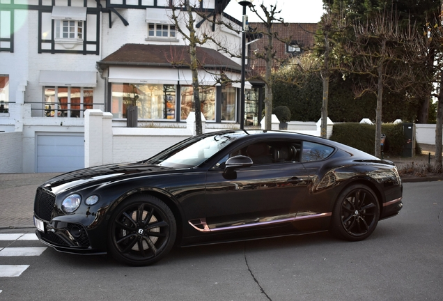 Bentley Continental GT 2020 Panglossian Edition