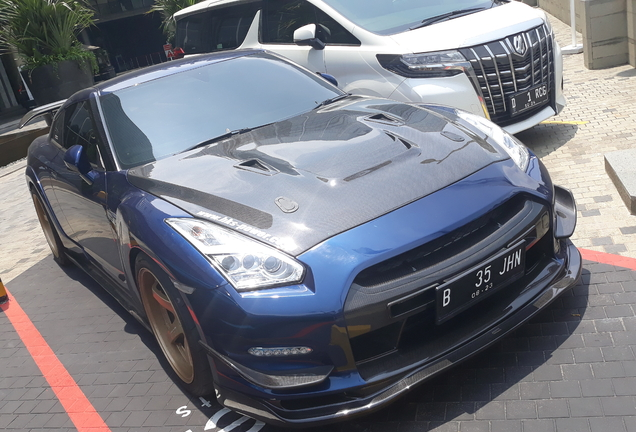 Nissan GT-R HKS XS Performance