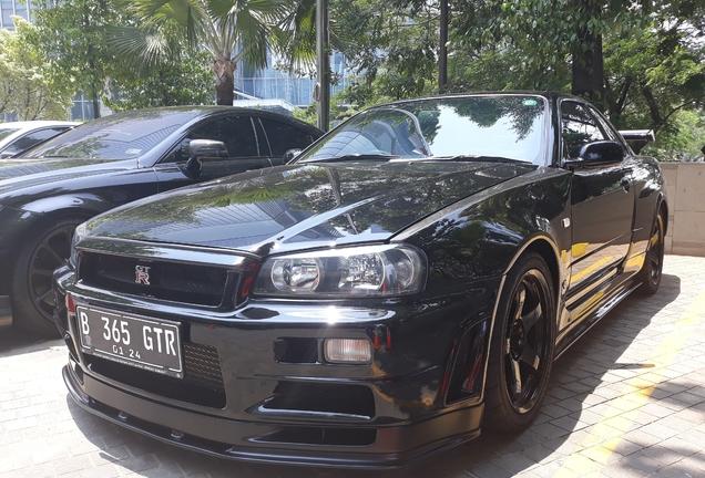 Nissan Skyline R34 GT-R NISMO S-tune