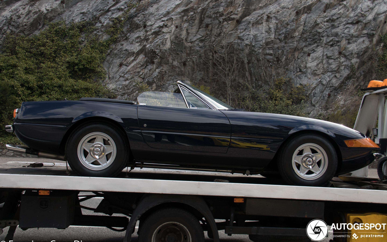 Ferrari 365 GTS/4 Daytona Spider