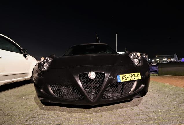 Alfa Romeo 4C Spider CPZ Track Editon
