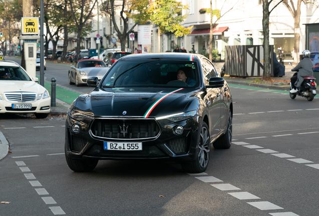 Maserati Levante GTS 2019 Livrea Italia