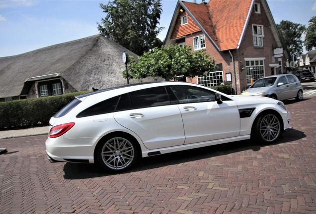 Mercedes-Benz Brabus CLS B63S-730 Shooting Brake
