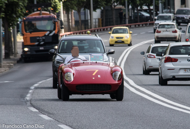 Ferrari 500 Mondial Spider
