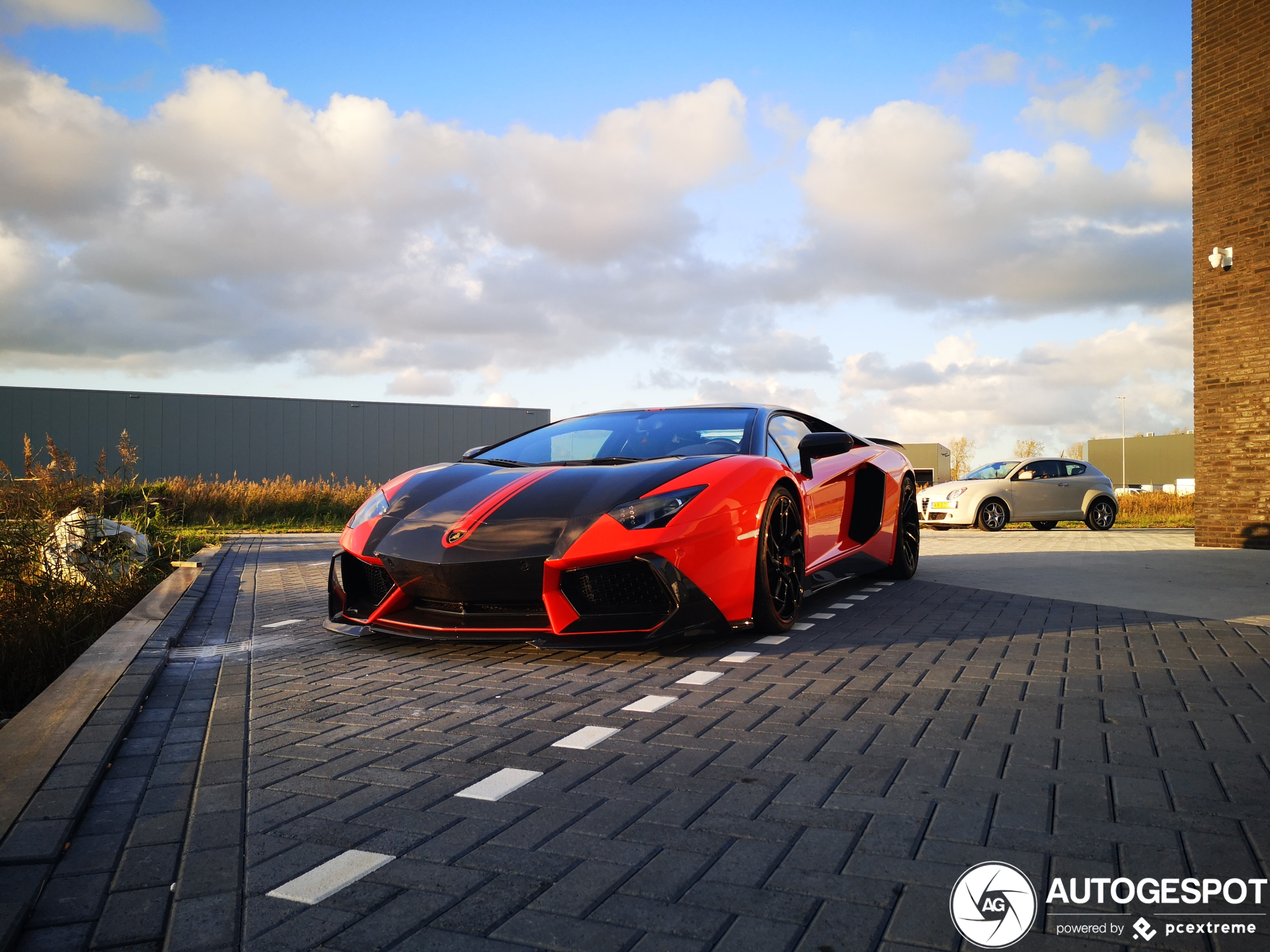 Onvervalst mooi: Lamborghini Aventador LP700-4 Vorsteiner Zaragoza