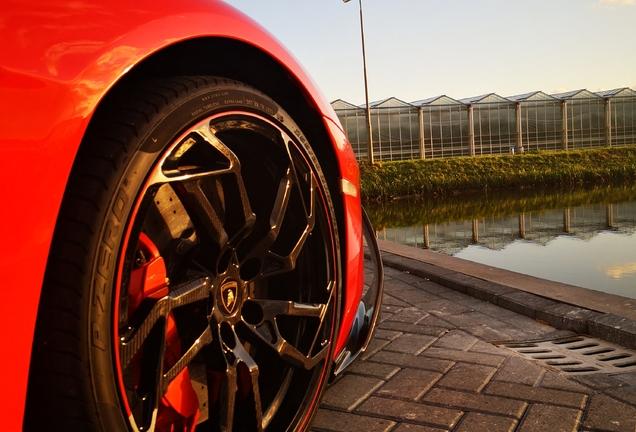 Lamborghini Aventador LP700-4 Vorsteiner Zaragoza