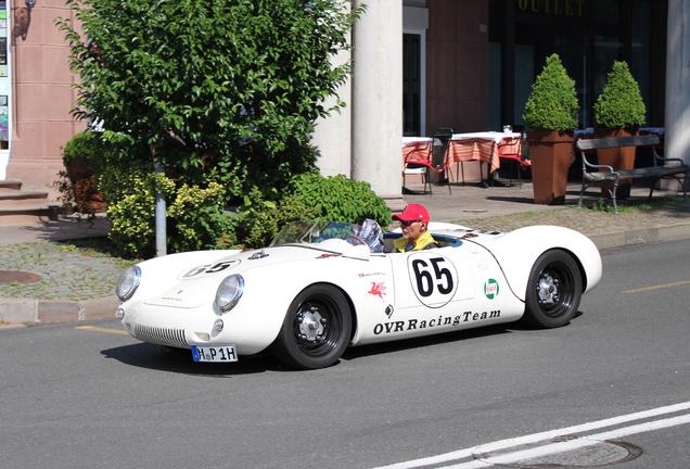 Porsche 550 Spyder RS