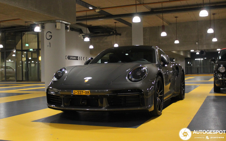 Porsche 992 Turbo S
