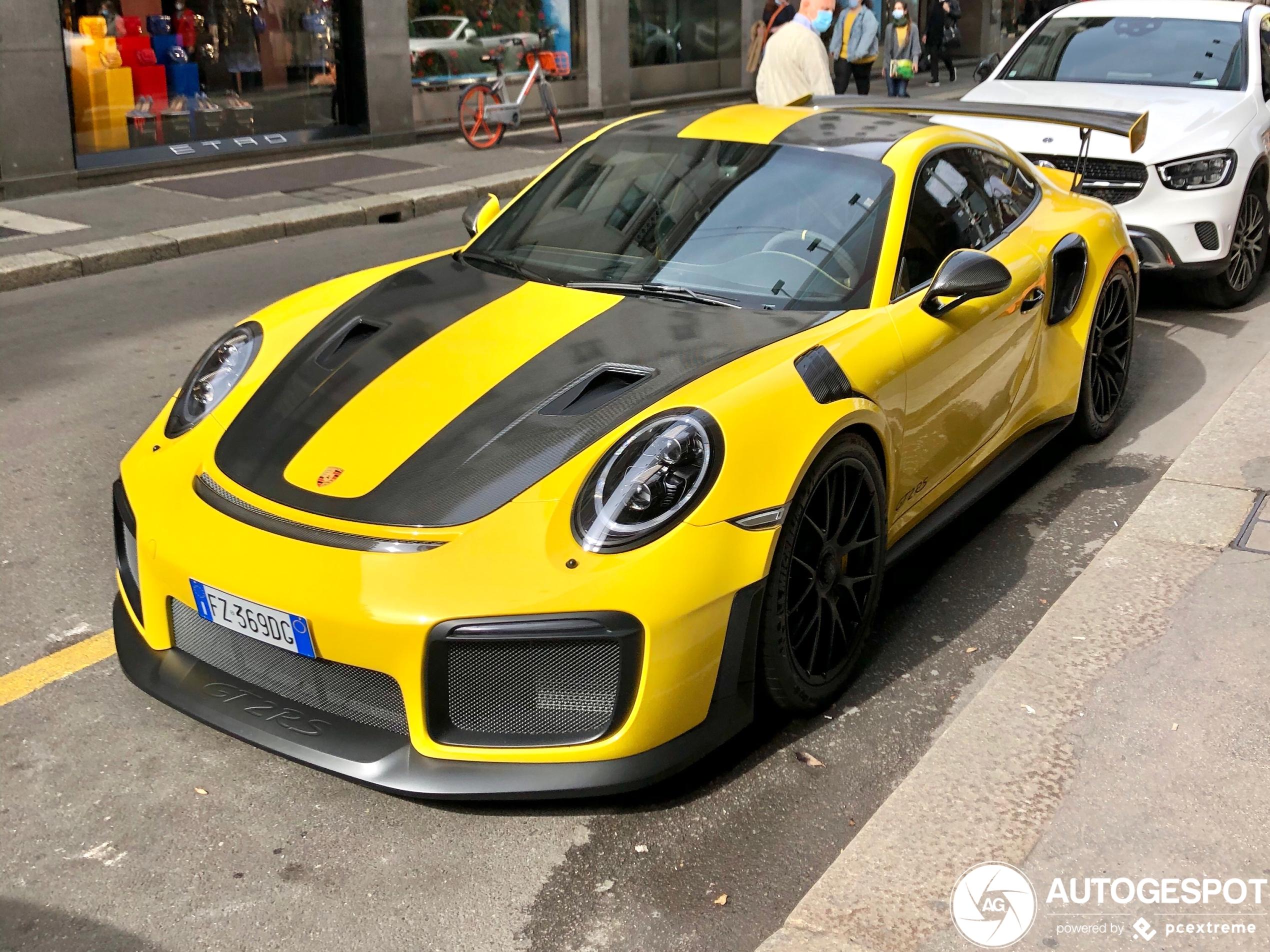 Porsche 997 GT2 RS - 13 juni 2015 - Autogespot